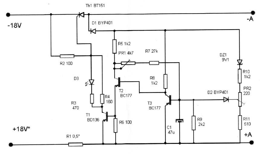 Budowa prostownika, czy to trafo (30V / 4A lub 15V / 8A) sie nadaje?