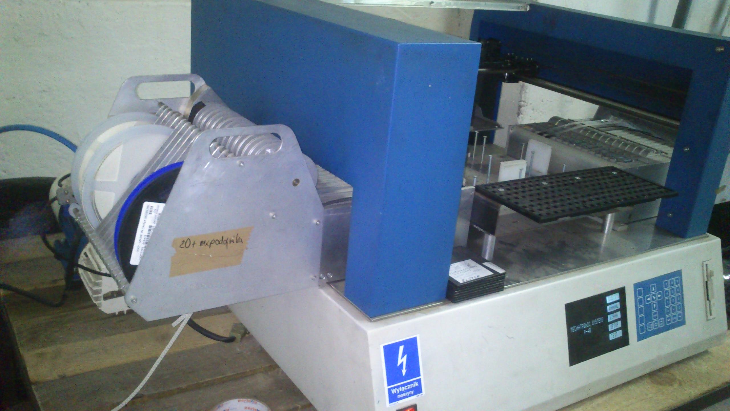 [Sprzedam] Automat SMD - Mechatronika M15