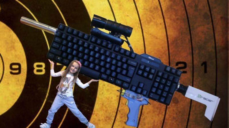 Co można zrobić ze starej klawiatury komputerowej