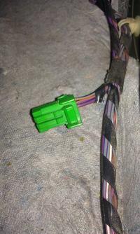 Ford S-Max - Nie działają czujniki parkowania, ktoś chciał zamontować hak