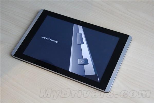 Galapad 9 - 9-calowy tablet z Android 4.1 w metalowej obudowie