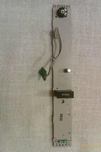 Liebherr 3013 - Mruga podwietlenie po otwarciu drzwi.