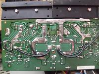 Cambridge Audio A5 - Uszkodzone tranzystory i kilka rezystor�w