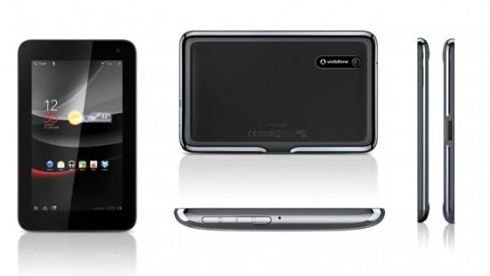 "Vodafone SmartTab 7 - nowy bud�etowy tablet z ekranem 7"" i Android 2.3"
