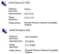 Acer V3 - stała liczba 31FPS bez względu na tytuł uruchomionej gry