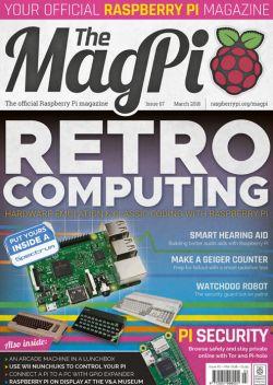 The MagPi - magazyn o Raspberry Pi - wydanie 67, marzec 2018 już dostępne