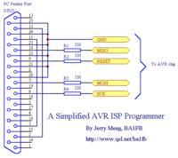 ATMega16 - Programator DB9