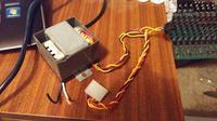 Mikser SoundTech ST1602 - uszkodzone zasilanie