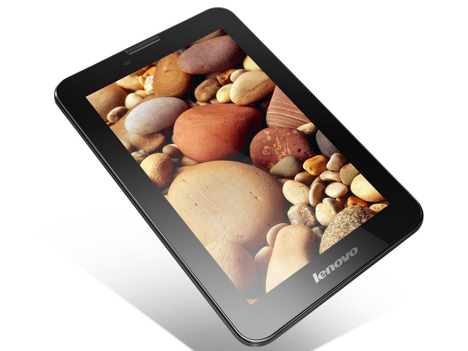 "Lenovo IdeaTab A1010 - tablet z 7"" ekranem i funkcjonalno�ci� telefonu"