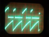 Przetwonica boost na UC3843 - analiza przebiegów