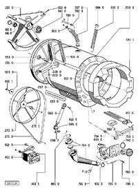 Jak wymienić łozyska w Bauknechcie WA1330