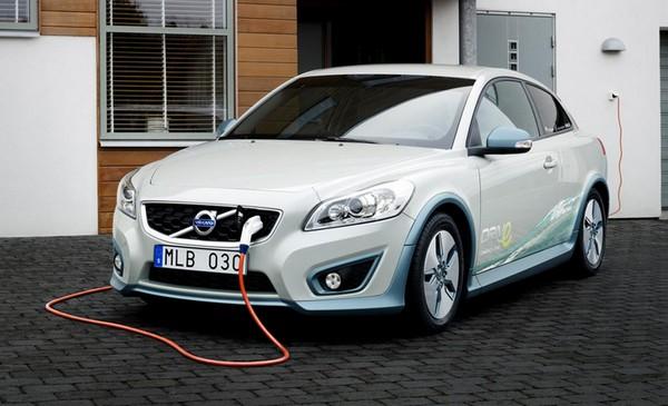 C30 EV Concept - Volvo C30 w wersji elektrycznej