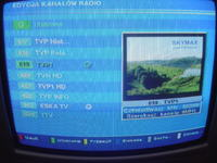 Skymax - Dvb-t nie mog� skonfigurowa� wybierania program�w nadawanych cyfrowo