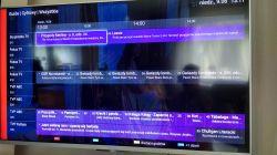 TV Sony KDL-50W756C - po trzy takie same kanały Guide