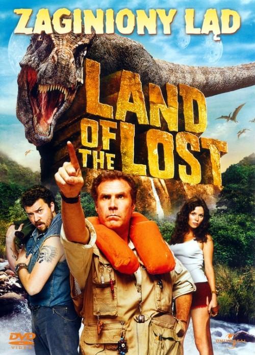 Zaginiony l±d / Land of the lost (2009) PL.DVDRip.XViD-G0M0Ri45 / Lektor PL
