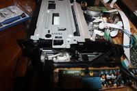 Panasonic NV-SD407 - Jak wyciągnąć kasetę i F03