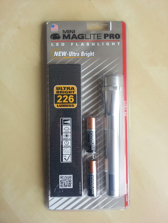[Sprzedam] Mini Maglite LED PRO 2AA