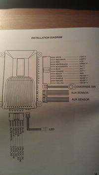 Terminator Absolute + noxon CZA - instrukcja monta�u + obja�nienie schematu