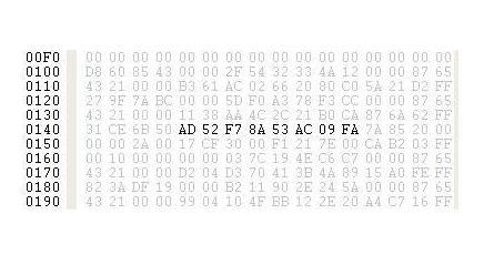 """Blaupunkt BP7643319316 (Fiat 735407007)-komunikat """"WAIT"""""""