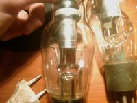 Nieznana lampa elektronowa