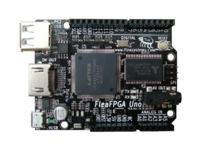 FleaFPGA Uno - płytka deweloperska z układem FPGA o rozmiarach Arduino UNO.