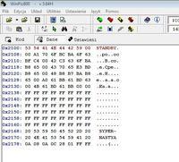 PIC16F628A - Przerobienie języka w eepromie - błąd