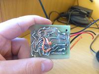 Timer ne555 AVT1459 Jak podłączyć urządzenie zasilane no com nc?