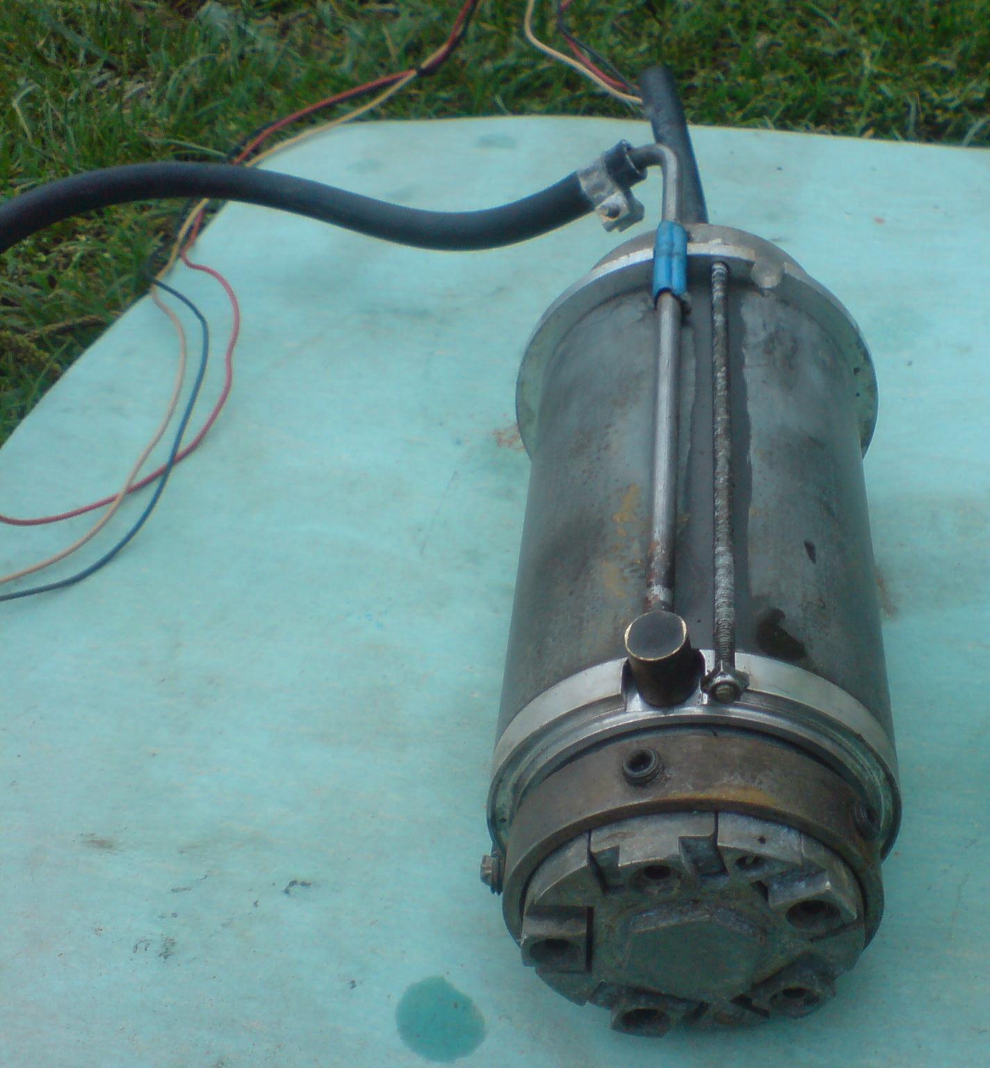 Pompa LPG. - Jak pod��czy�, sterowa�.