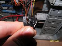 Front Panel audio PŁ. GŁ ASUS P5G41T-MLX3 - jak połaczyć piny?