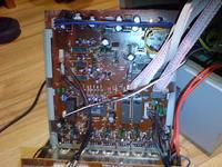 """Subwoofer """"MODE COM"""" MC-2000 - nie działa 1 sateli"""