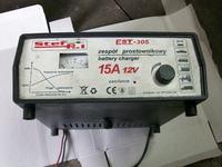 Prostownik stefpol EST-305 schemat p�ytki spalone podzespo�y