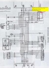Suzuki dr125 1983r - pytanie o przeróbkę statora