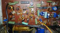 Amplituner Unitra Eltra R8040 - Przestrojenie głowicy.