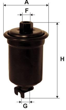 Uk�ad paliwowy Colt 96r. Wymiana filtru Gdzie szuka� filtru?