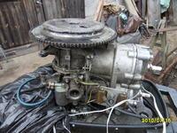 Silnik zaburtowy jak zdj�� magneto?