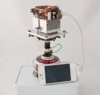�adowarka telefonu zasilana palnikiem gazowym