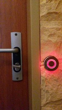 Satel CA-6 dźwięk przy otwieraniu drzwi