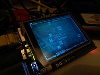 PipBoy3000 z Raspberry Pi A+