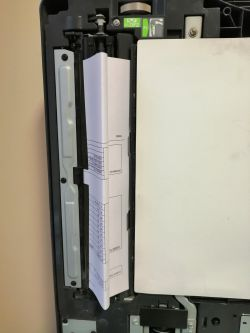 Develop Ineo 224e - Podajnik ADF zacina papier