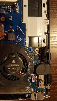 scala3 15/17a ptc ba41-01843a - Na baterii chodzi na zasilaczu nie