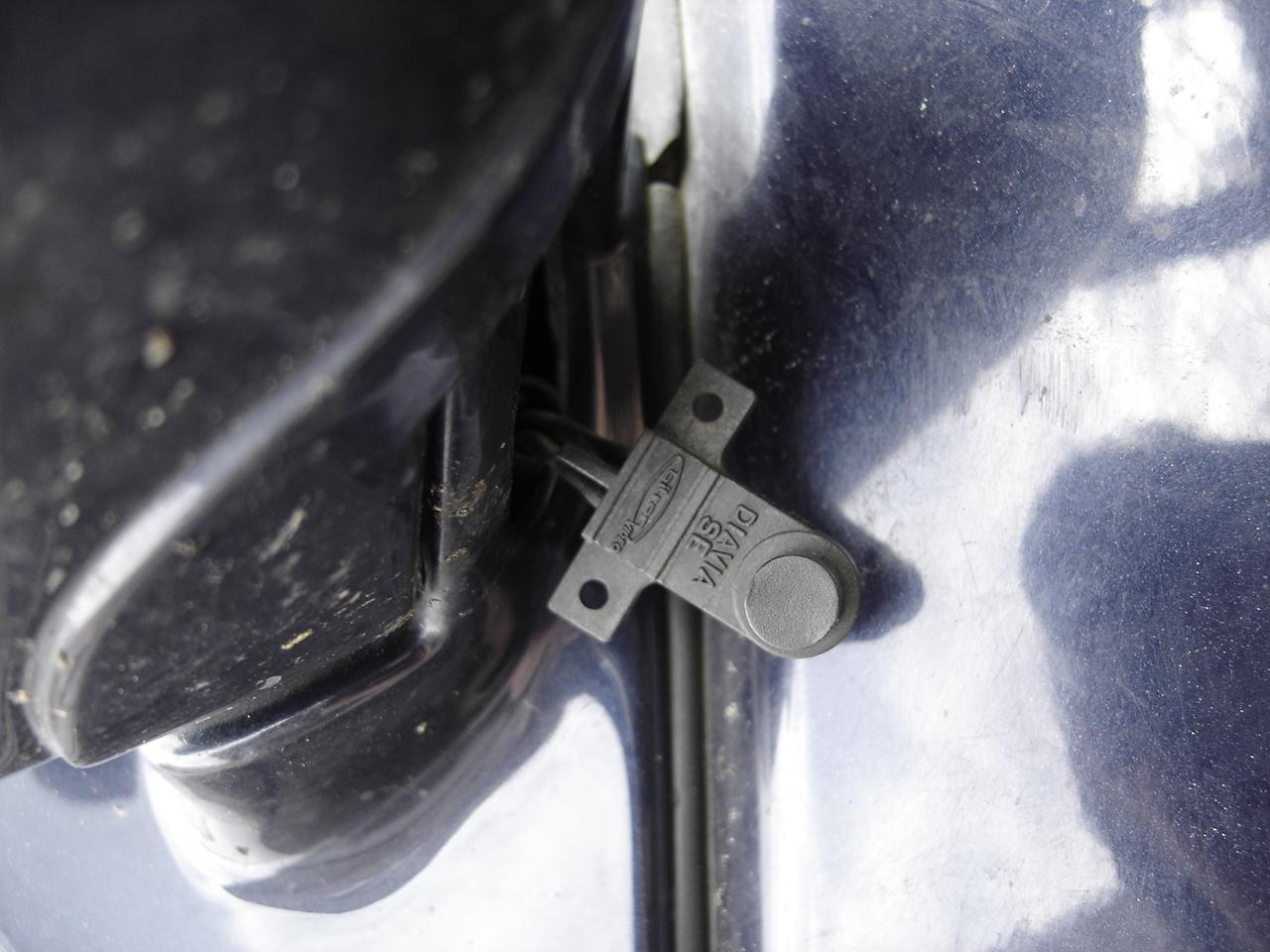 Czujnik temp. zewn�trznej klimatyzacji samochodowej DIAVIA