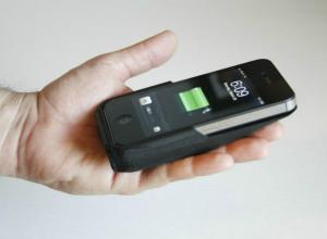 Infinity Cell: urz�dzenie do �adowania telefonu wstrz�sami