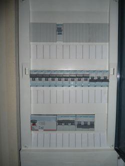 WYłączniki różnicowo prądowe HAGER