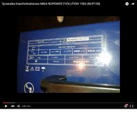 Spawarka transformatorowa NUPOWER NUP100