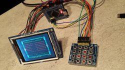 Emulator ZX Spectrum 48 na STM32F407