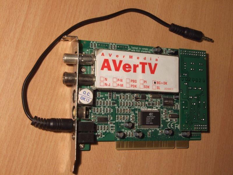 Kupi� kart� telewizyjn� na PCI