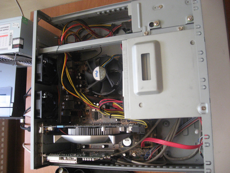 Komputer si� nie w��cza po b��dzie procesora