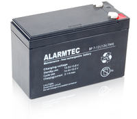 Niestabilno�� akumulatora ALARMTEC 12V - dziwne zjawisko