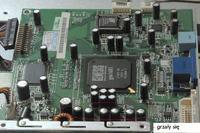 Acer AL2021 - mruga i znika obraz