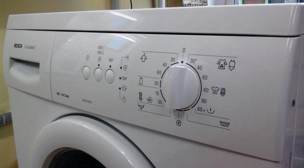 стиральная машина Bosch Classixx 4 инструкция по применению - фото 10